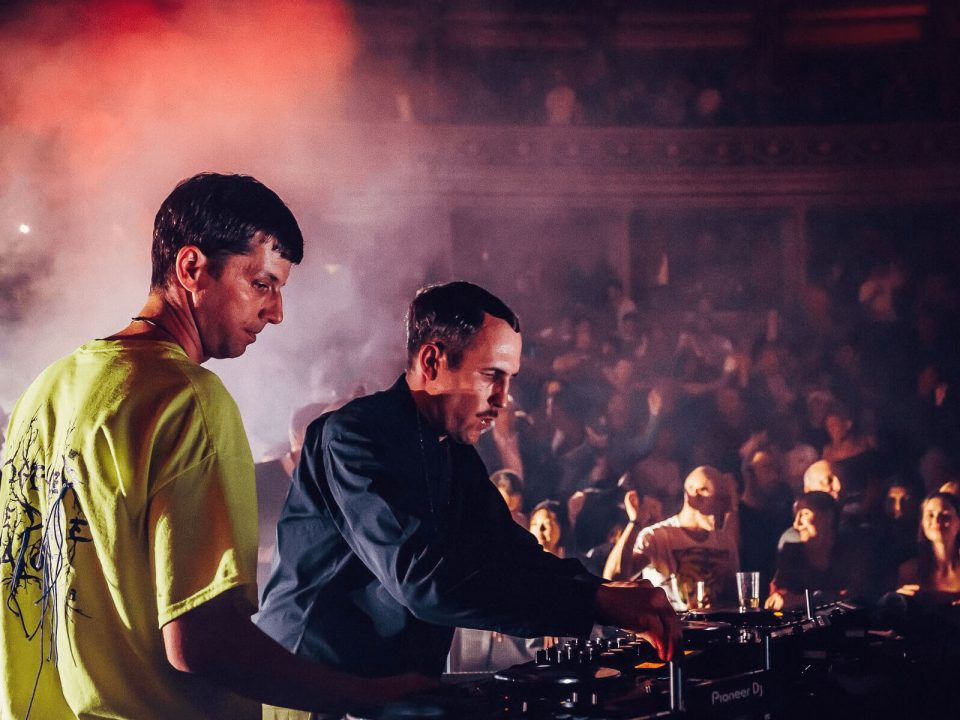 Innervisions Dixon & Ame