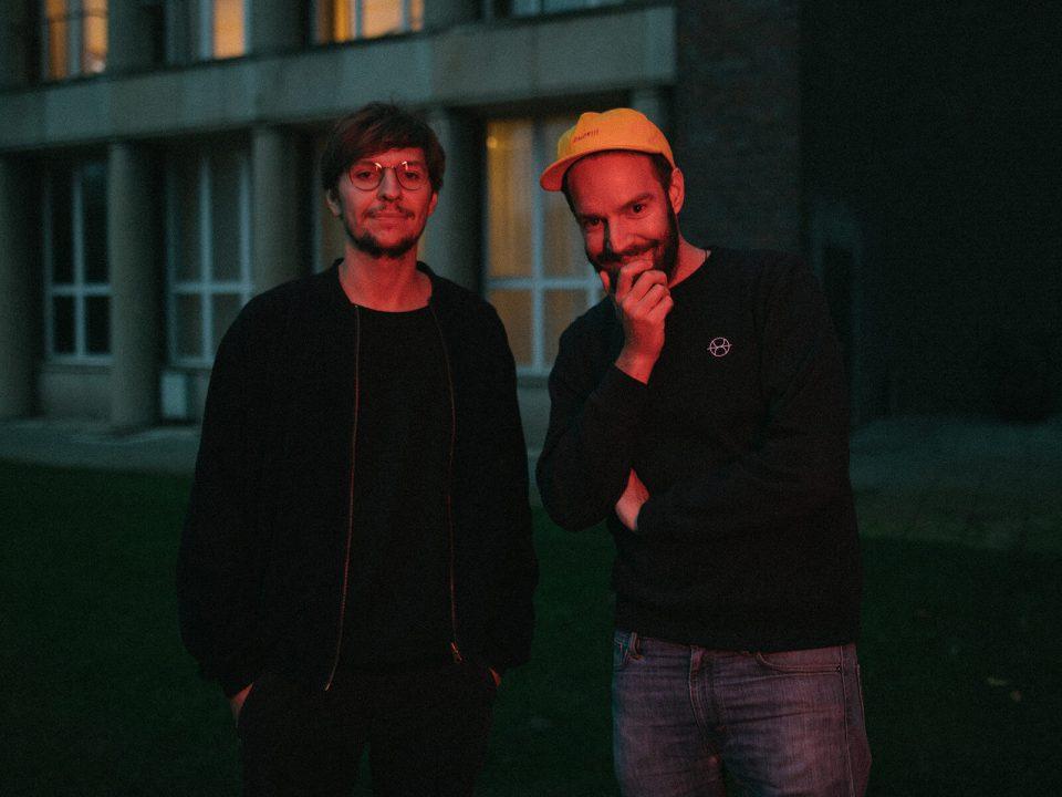 Jonas Saalbach and David Guzy