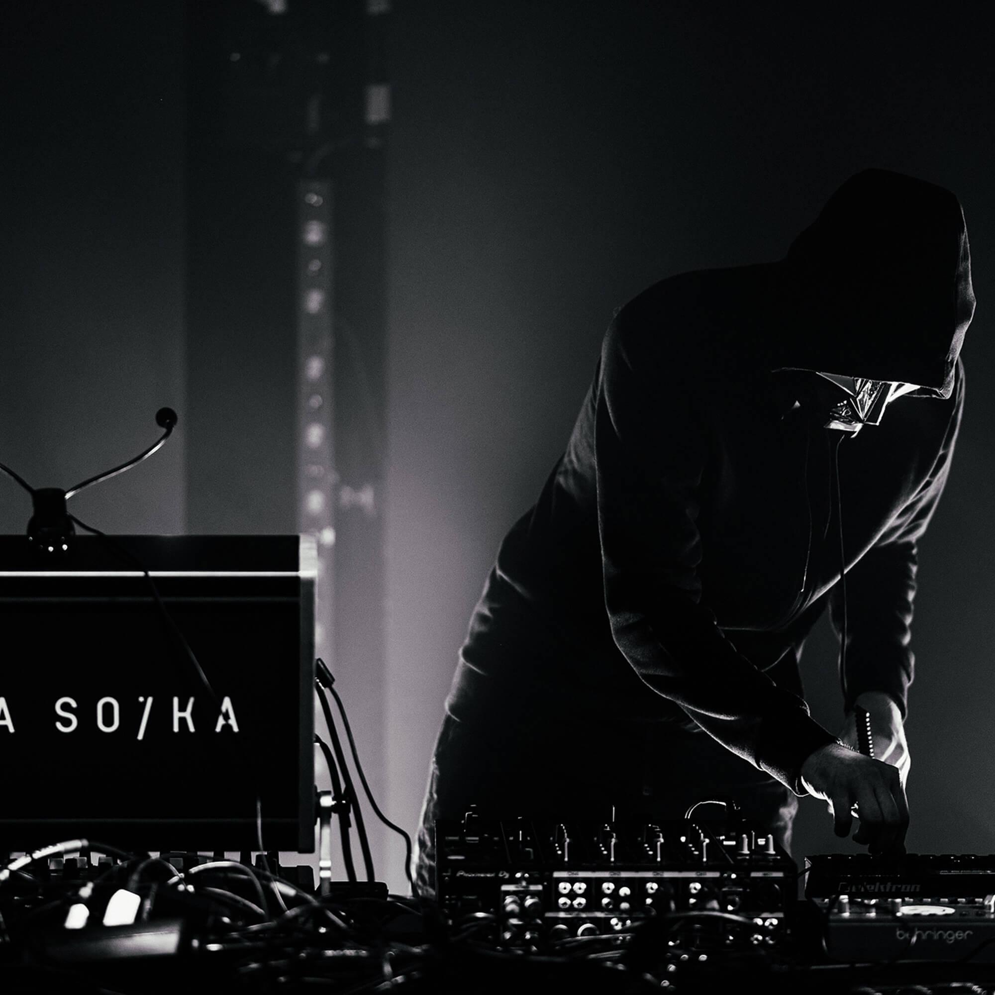 Kuba Sojka aka Poly Face live set