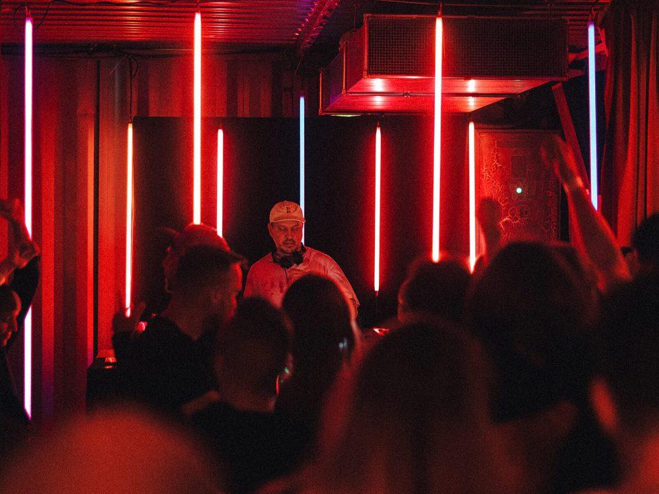 Moody x Mulya DJ sety z bratislavského Sundecku